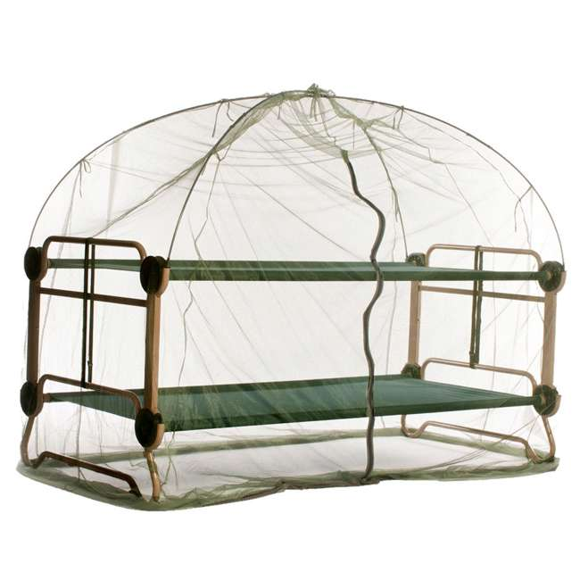 Disc O Bed X Large Cam O Bunk Cot Mosquito Net And Frame 30002bo