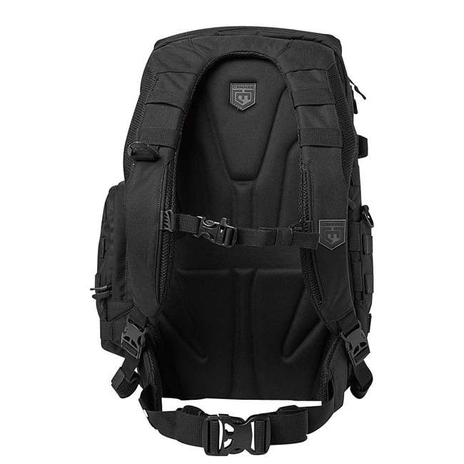 CPG-BP-LEGELT-M-C Cannae Pro Gear Nylon Medium 21L Elite Day Pack Backpack, Coyote 2