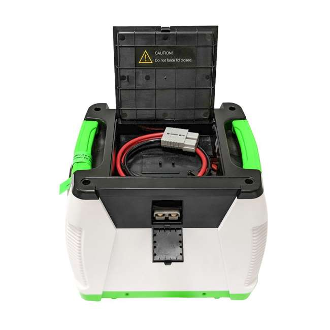 HKNGPD Nature's Generator HKNGPD Solar Panel Power Pod with 100Ah Lead Acid Battery 2