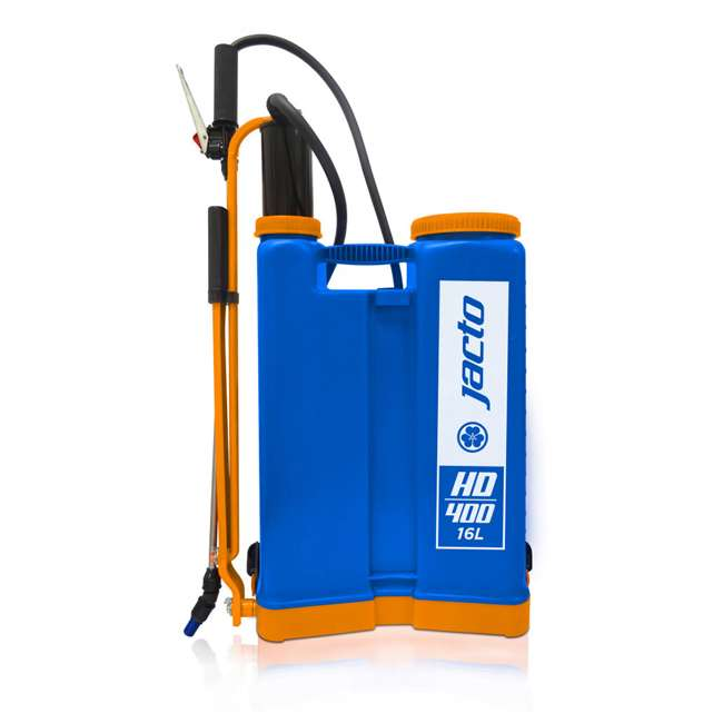 JACTO-1210802-U-A Jacto Right/Left Hand Operation 4 Gallon Chemical Backpack Sprayer (Open Box)