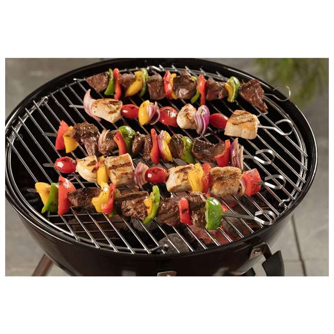 CCG-290 Cuisinart 18 Inch Kettle Charcoal Grill Black 2