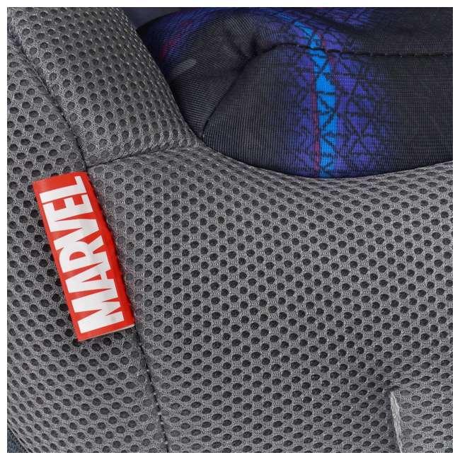 KE-3001PAN KidsEmbrace 2 in 1 Harness Forward Facing Booster Car Seat, Marvel Black Panther 7