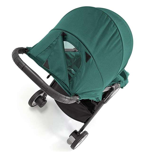 1980173 Baby Jogger City Tour Lightweight Compact Travel Stroller with Carry Bag, Green 5