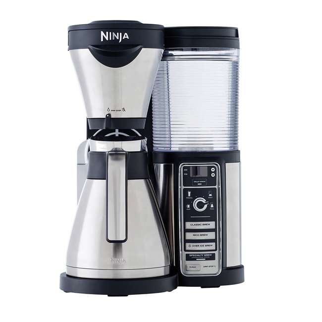 CF085_EGB-RB-U-C Ninja Coffee Bar Drink Machine with Thermal Carafe (Refurbished) (For Parts)