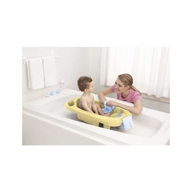 440300034 Safety 1st Deluxe Infant to Toddler Baby Bath Tub 2