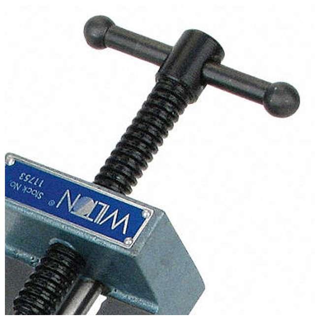 JPW-11753 Wilton 3-Inch Cradle Style Angle Drill Press Vise 4
