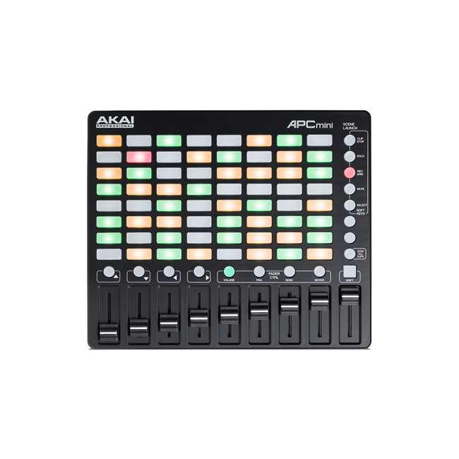 APC Mini Akai Professional APC Mini Compact Ableton Live Controller 1