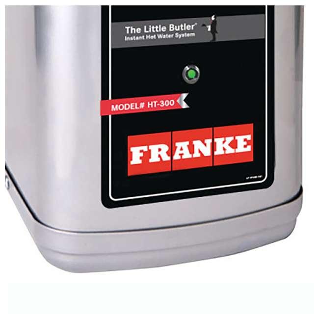 HT-300-U-A Franke HT-300 StillPure Little Butler Kitchen Sink Water Heater (Open Box) 3
