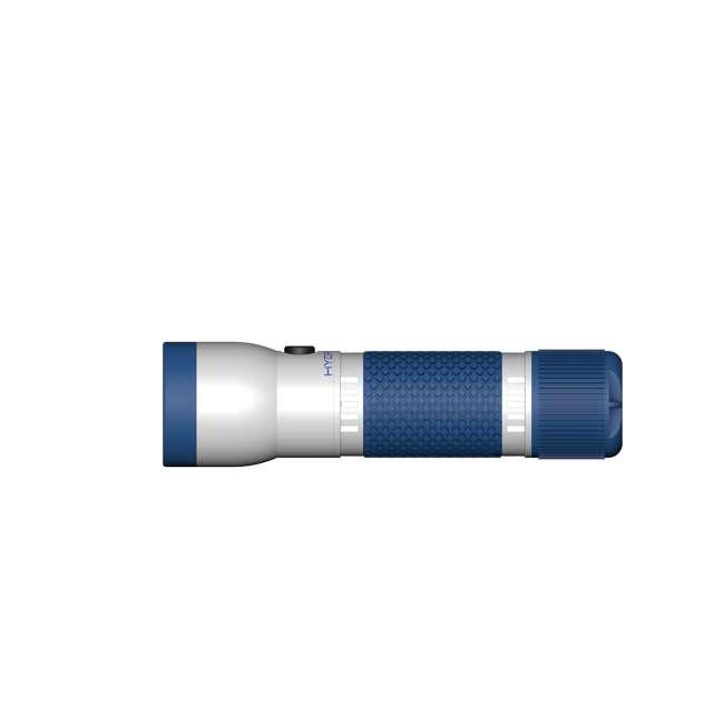 FL-100BLUB2(New Box) HydraCell FL-100BLUB2 Multi Use Hands Free Floating Waterproof Flashlight 1