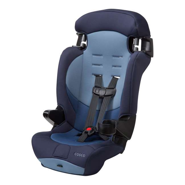 BC121EPP Cosco Finale DX 2-in-1 Convertible Car Seat, Sport Blue 1