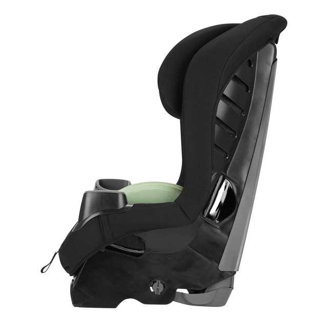 38312267 Evenflo Stratos 65 Forward/Rear Facing Convertible Car Seat, Pikes Peak Black 1