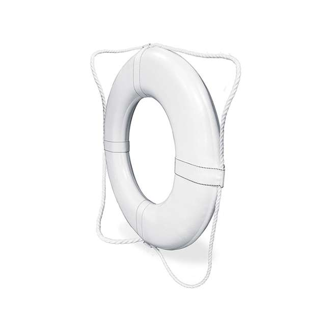 55550 Poolmaster 55550 US-Coast-Guard-Approved Ring Buoy (2 Pack) 2