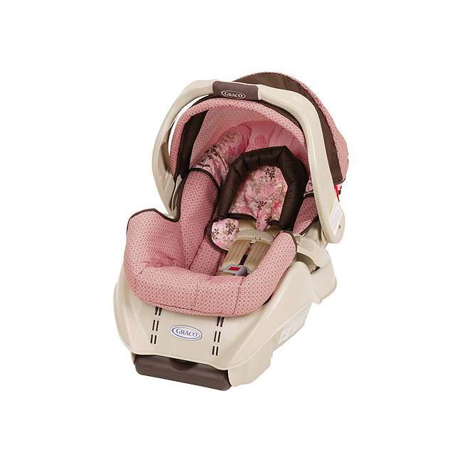 8F19OVA3 Graco SnugRide Infant Car Seat - Olivia