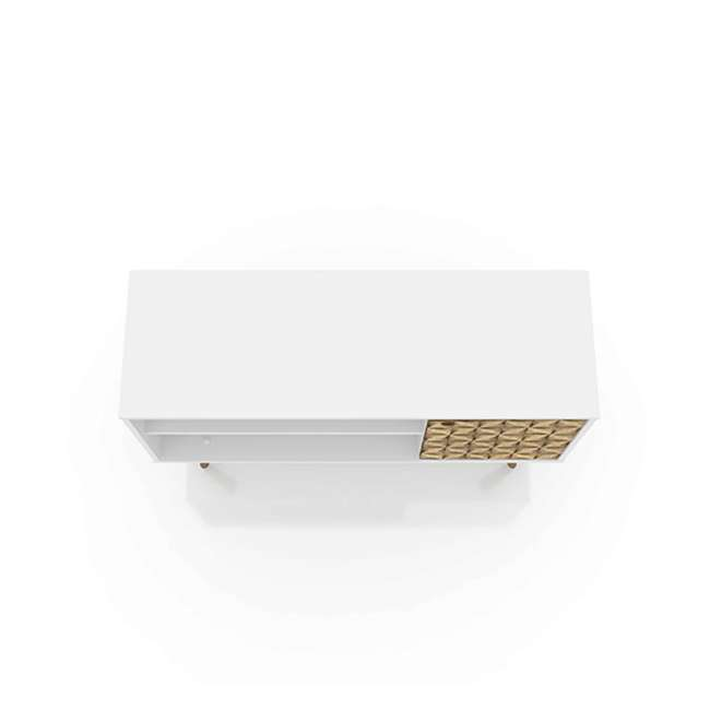 212BMC67 Manhattan Comfort Liberty 42.52 Inch Mid Century Modern Wood TV Stand with Legs 4