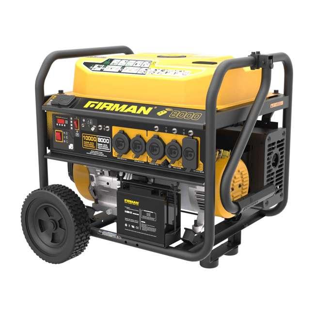 P08003 Firman P08003 8000-Watt Portable Generator 1