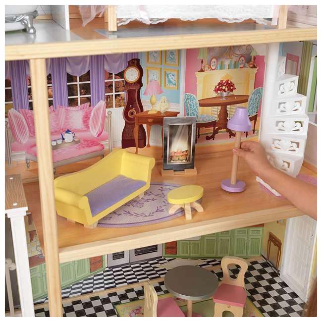 KDK-65869 Kidkraft Kaylee Wooden Dollhouse 3