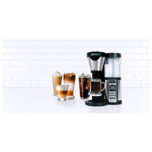 CF080_EGB-RB-U-B Ninja  Coffee Bar Machine Drip Maker with Carafe  (Certified Refurbished) (Used) 9