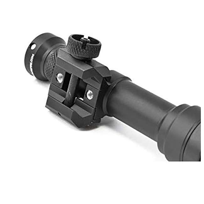 M600U-Z68-BK SureFire M600 High 1000 Lumen Output LED Scout Tactical Weapon Flashlight, Black 6