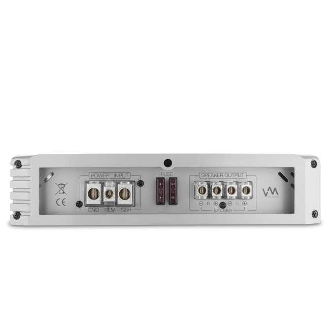 VM-EXA3000.2 VM Audio EXA3000.2 3000W 2 Channel Amplifier (2 Pack) 3
