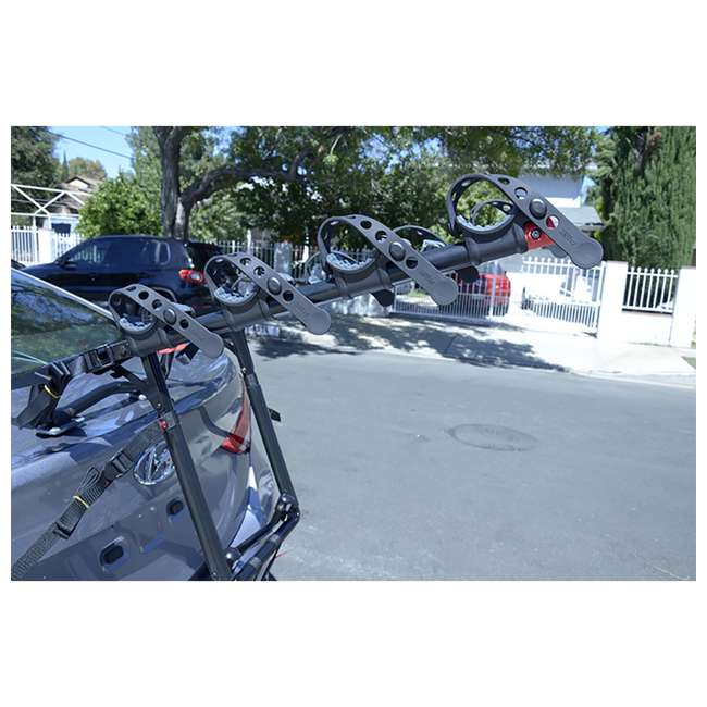 S-104-U-A Allen Sports USA S104 Premium 4-Bike Truck Carrier Rack 7