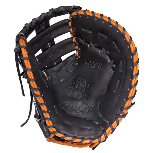 PRODCTJB Rawlings Heart of the Hide 13-Inch First Base Mitt Adult Baseball Glove 2