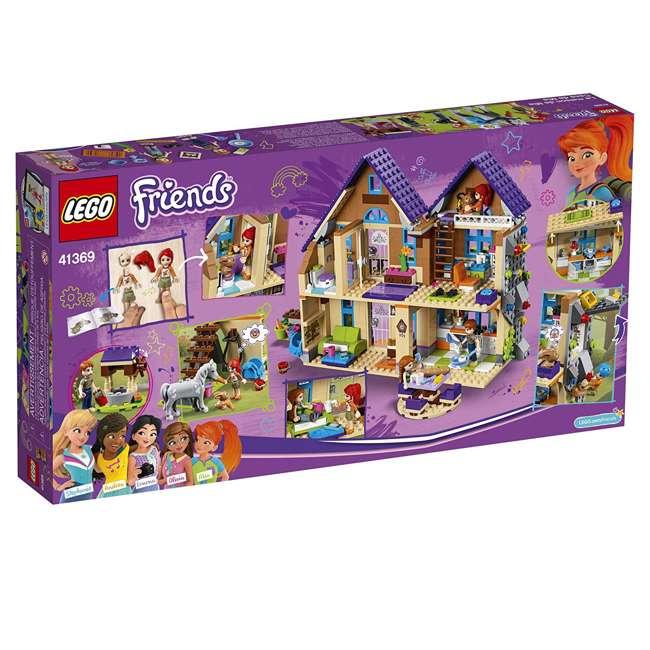6251511 LEGO Friends 41369 Mia's House 715 Piece Block Building Kit with 3 Minifigures 5