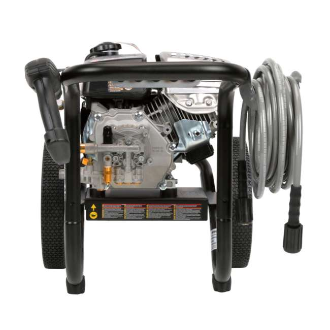 SMPSN-PW-MS60763-S-60763-U-C Simpson Megashot 2.4 GPM 3100 PSI Power Portable Pressure Washer (For Parts) 2