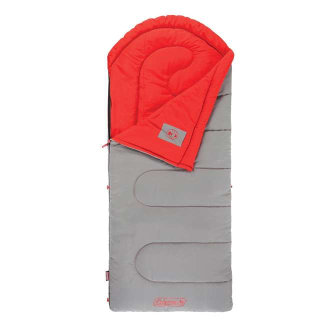 2000018130 Coleman Dexter Point 50-Degree Tall User Sleeping Bag 2
