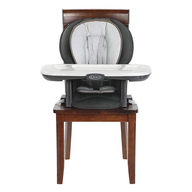 2079981 Graco 2079981 Table2Table Premier Fold 7 in 1 Adjustable Highchair, Tatum Gray 2