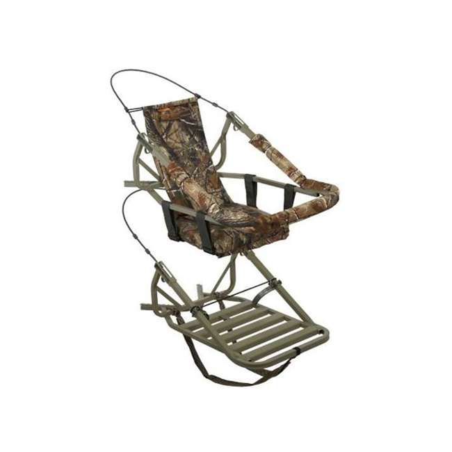 81052-VIPCLASSIC + HME-BTS Summit Viper Classic Treestand & HME Products 30 Inch Target Stand 1