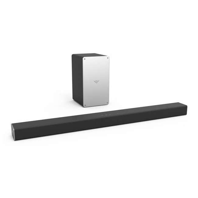 SB3621N-F8M-RB Vizio SB3621N-F8M 36 Inch 2.1 Channel Sound Bar System (Certified Refurbished)