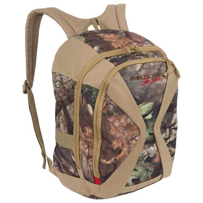 FCB001FLP-MBUC Fieldline Black Canyon Multi Pocket Camouflage Adjustable Hunting Backpack