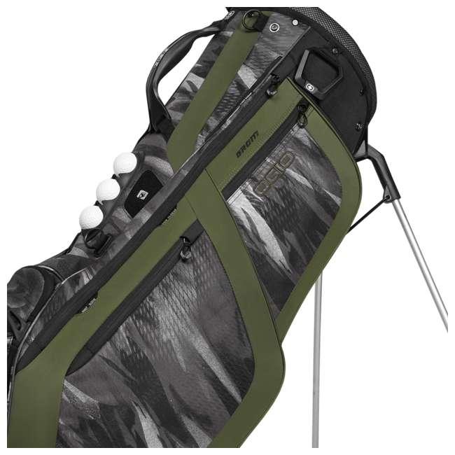 Ogio Grom 14 Way Diamond Top Stand Or Cart Golf Bag Camo