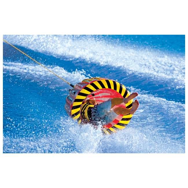 53-1818-OB Sportsstuff Gyro Tumbling Towable Boat Tube | 53-1818 2