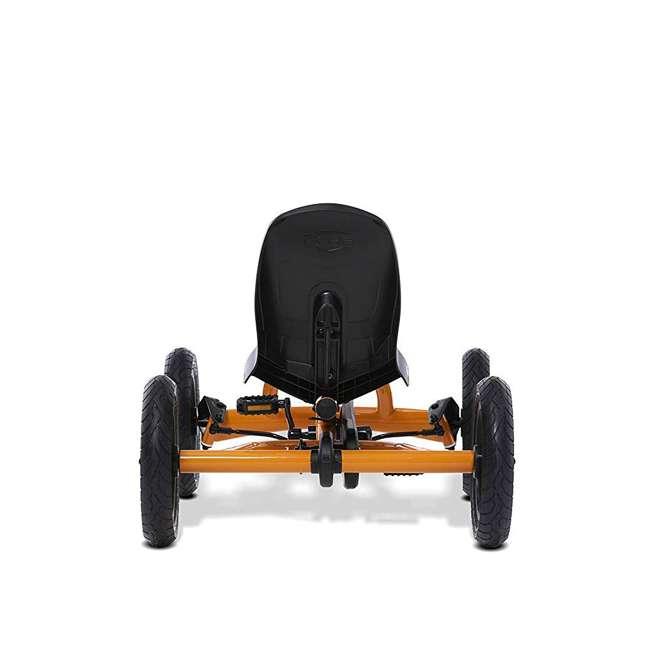 24.20.60.02 Berg Buddy B-Orange Kids Pedal Go Kart 3