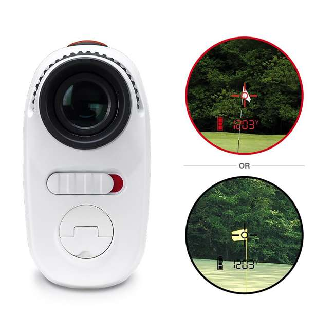 BGOLF-201540-RB Bushnell Tour X Laser Golf Rangefinder, (Certified Refurbished) 3