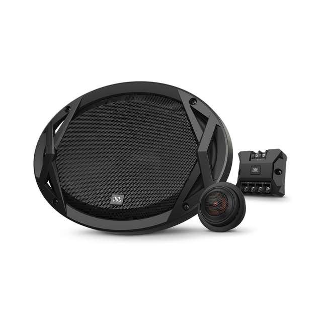CLUB9600C JBL Harman CLUB9600C Car Audio 2-Way Component Speakers (Pair)