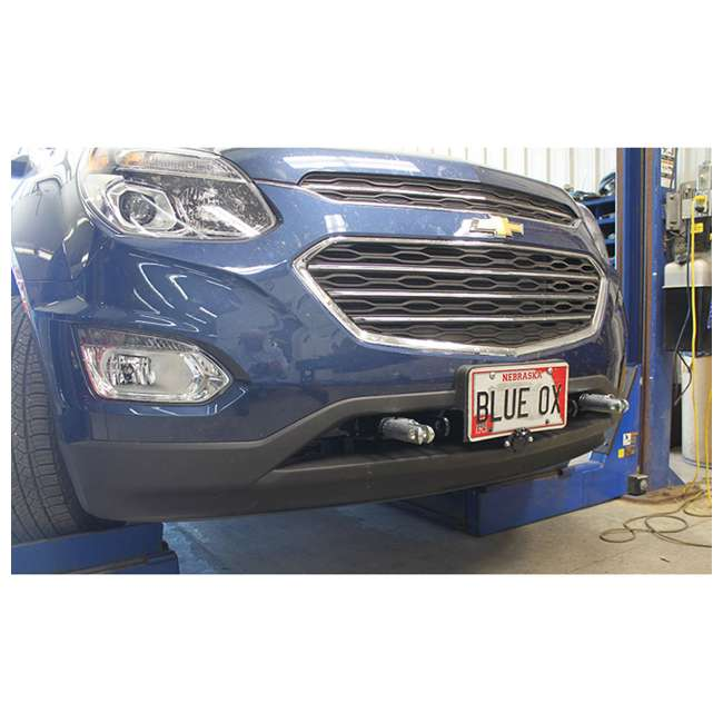 BX1689 Blue Ox BX1689 Tow Bar Towing Base Plate for Chevy Equinox & GMC Terrain Denali 2