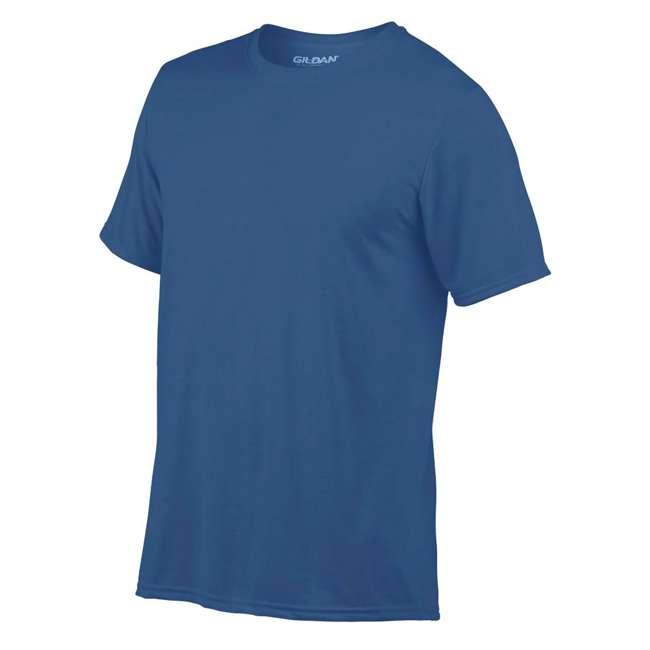 MENS-S-ROYAL Gildan Classic Fit Mens Small Shirt, Royal Blue 4