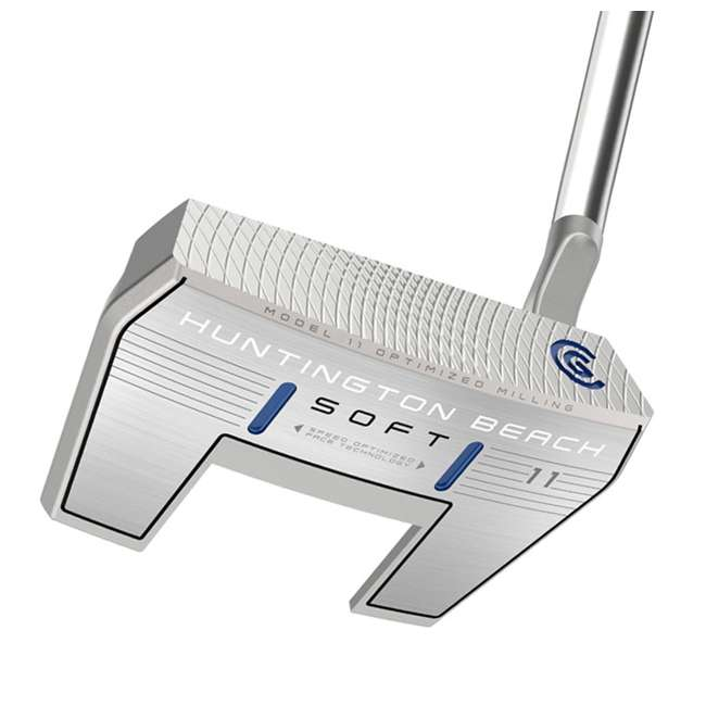 11181212 Cleveland Golf Huntington Beach Soft 11C Putter, Right-Handed 4