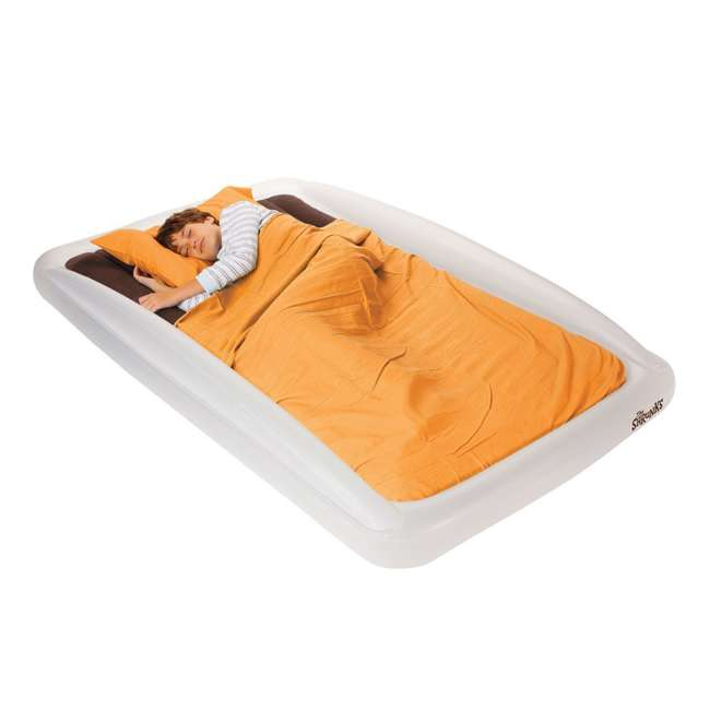 Shrunks Tuckaire Inflatable Air Mattress With Security