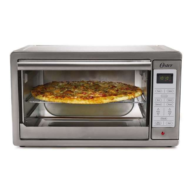 Oster Digital Countertop Oven E02 : ... dining appliances electrics toasters toaster ovens oster tssttvxldg