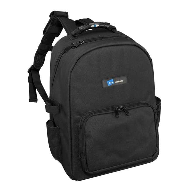 116.02 B&W International 116.02 Move Technician 15 Inch Laptop Backpack w/ Tool Board (Bag Only)