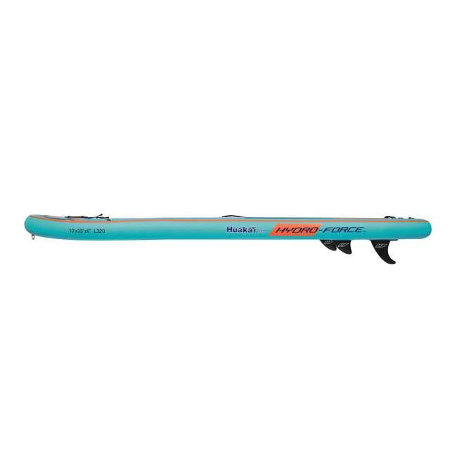 65312E-BW  Bestway Hydro-Force Huaka'i Tech 10 Foot Paddle Board 10
