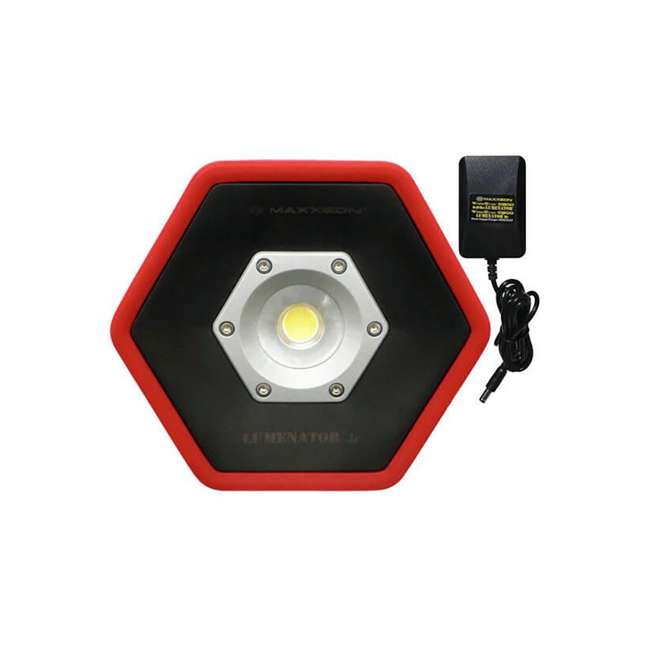 MXN05200 Workstar 5200 Lumenator Jr Compact Professional Rechargeable Led Work Light 1