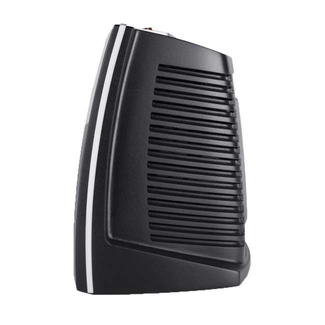 PVH-U-A Vornado PVH Compact Whole Room Heater, Black (Open Box) 2