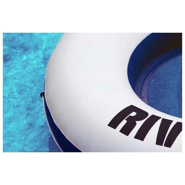 5 x 58837EP-U-A Intex River Run II 2 Person Float w/ Cooler & Repair Kit (Open Box) (5 Pack) 1