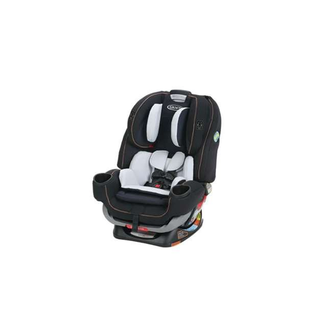 2047648 Graco 4Ever Extend2Fit 4 In 1 Rear & Front Facing Car Seat Booster Combo, Hyde