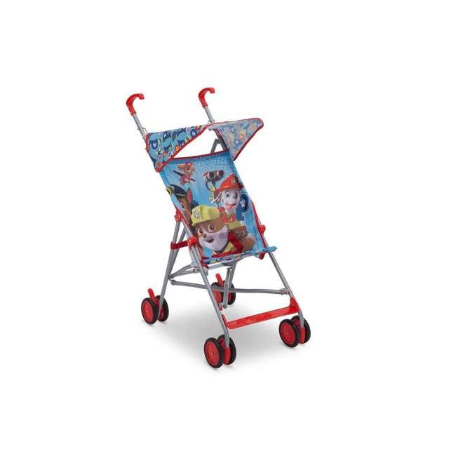 11021-637 Nickelodeon Paw Patrol Lightweight Travel Umbrella 3 Point Harness Baby Stroller