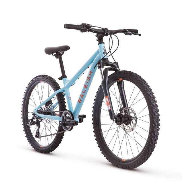 "14-0510060 Raleigh Tokul 24"" Childrens Kids Youth Mountain Bike Bicycle, for Ages 9 to 12 1"